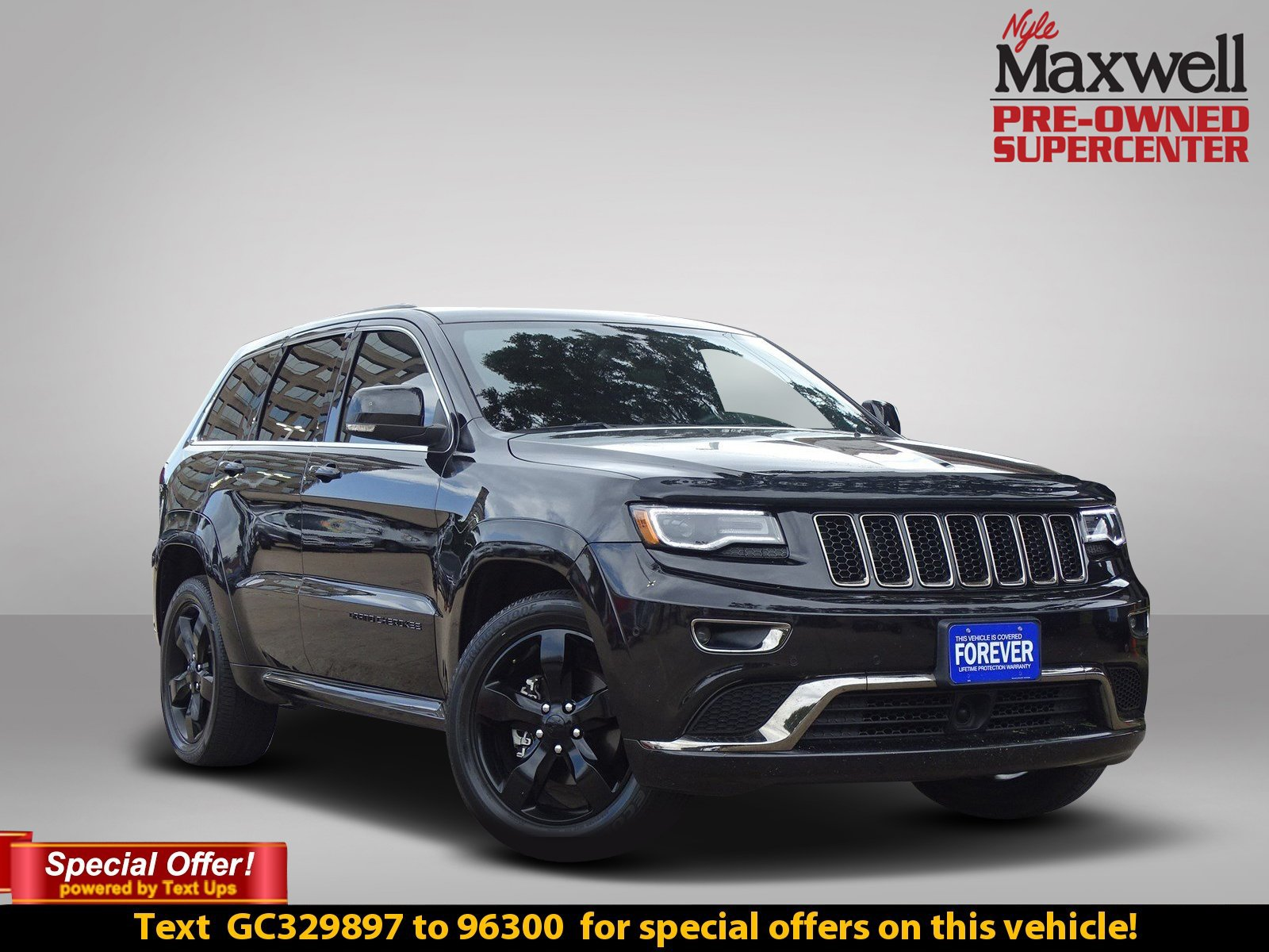 Certified Pre Owned 2016 Jeep Grand Cherokee High Altitude