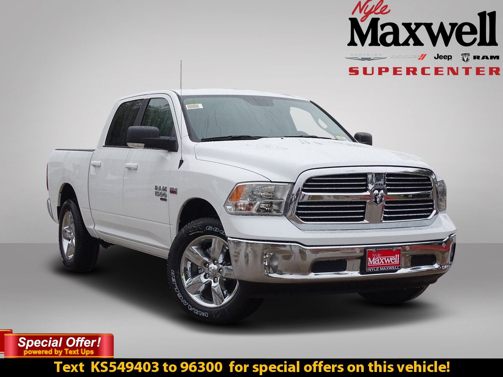 Pre-Owned 2019 Ram 1500 Classic Lone Star