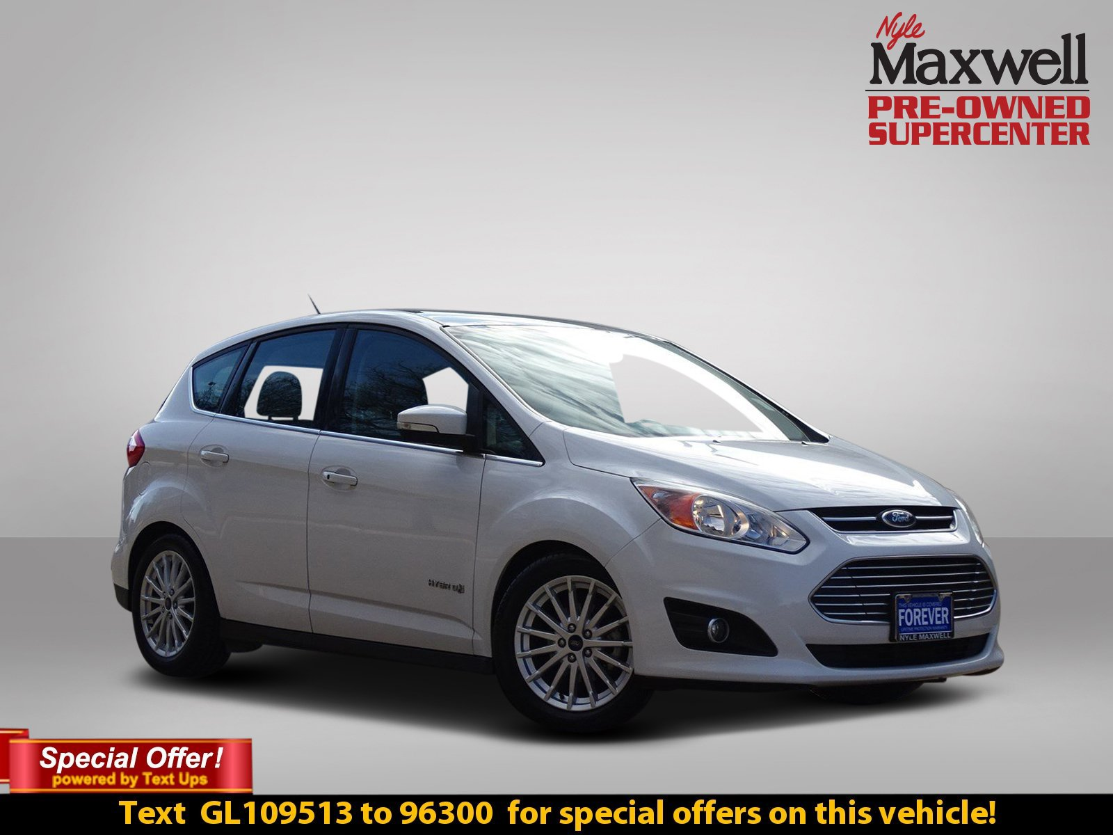 Pre Owned 2016 Ford C Max Hybrid Sel
