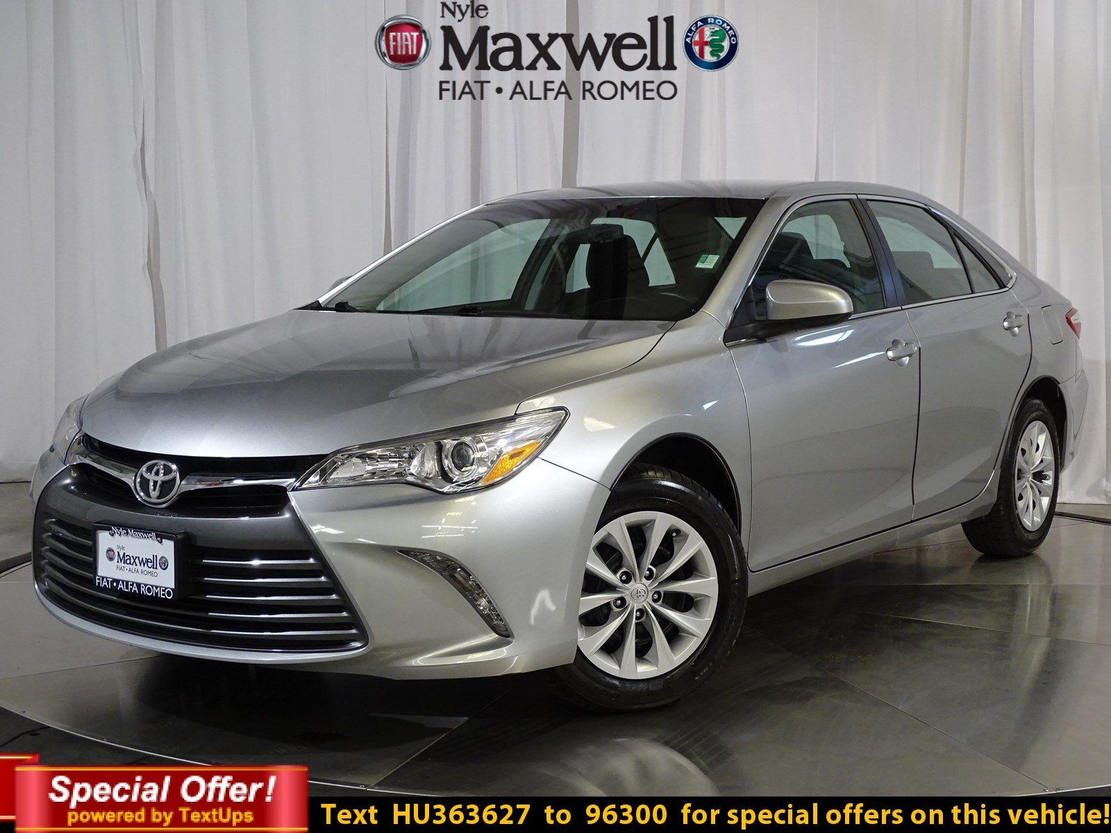 Https Www Nylemaxwellcdjr Inventory Used 2017 Toyota Camry Le Fwd 4dr Car 4t1bf1fk7hu363627