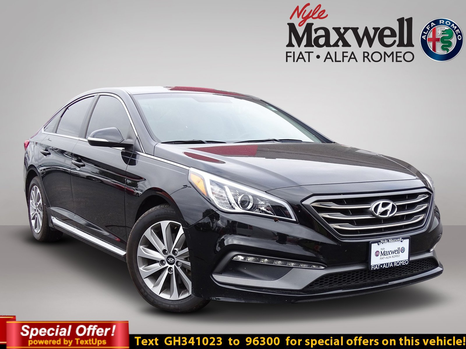 Pre Owned 2016 Hyundai Sonata 2 4L Sport 4dr Car in Austin GH