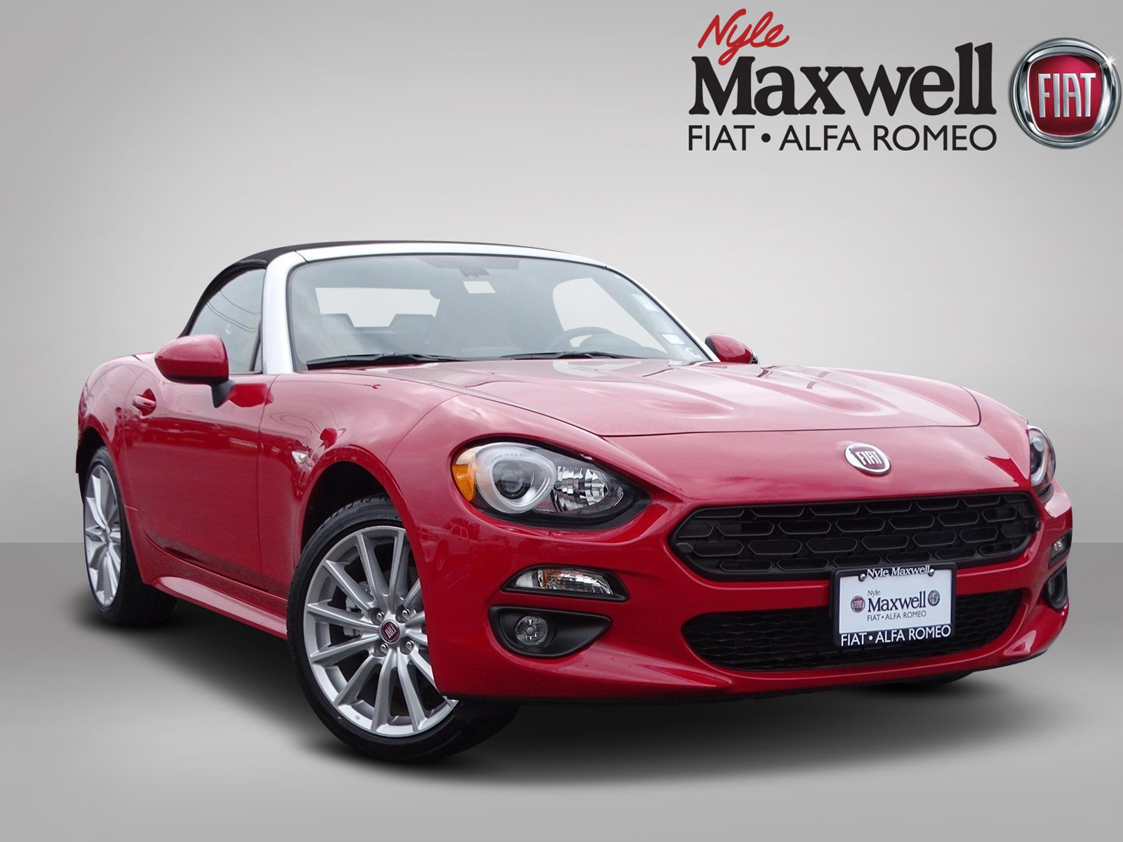 Certified Pre Owned 2017 FIAT 124 Spider Lusso Convertible in Austin
