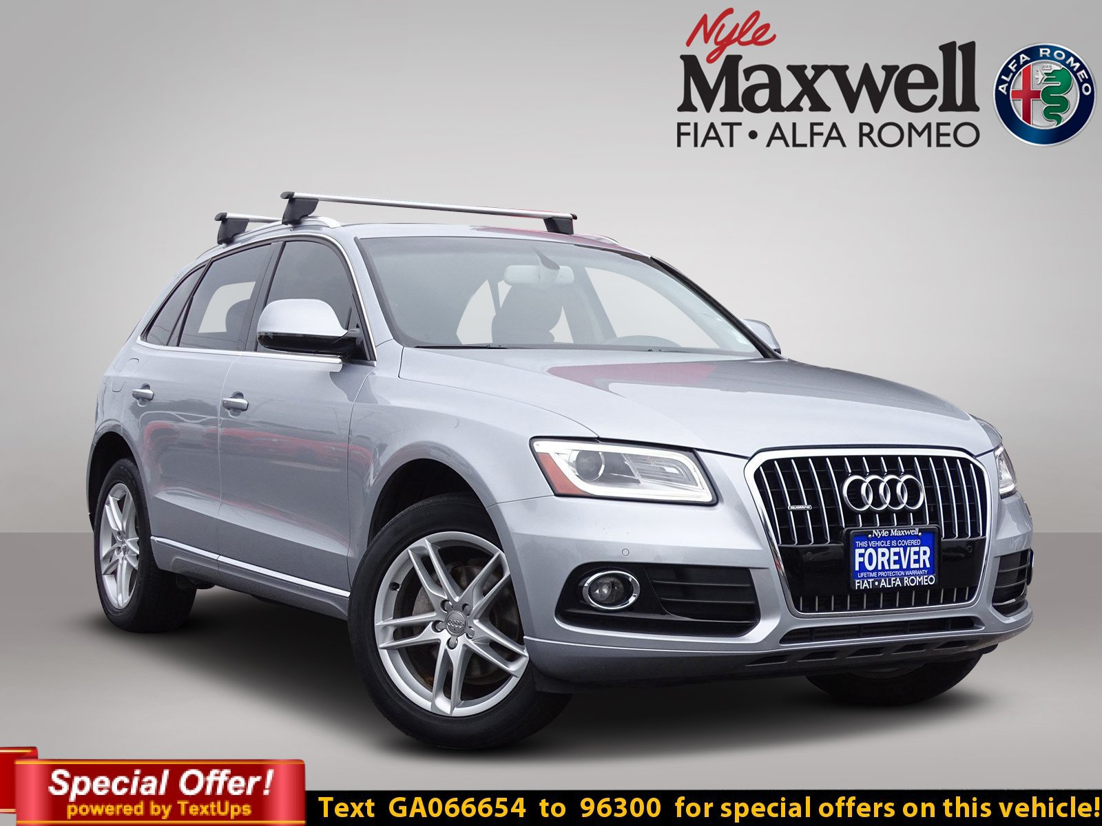 Pre Owned 2016 Audi Q5 Premium Plus Sport Utility in Austin