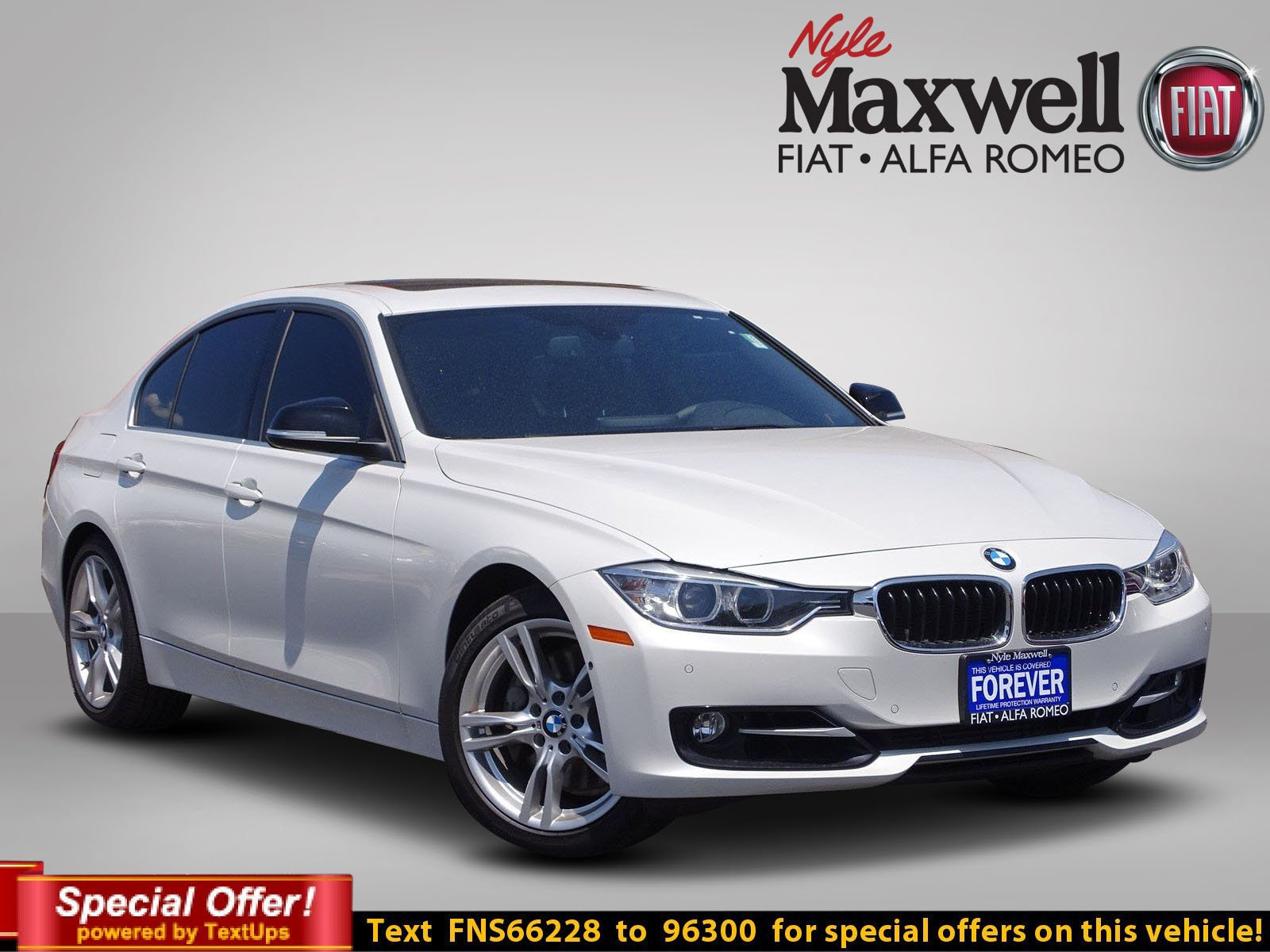 Pre Owned 2015 BMW 3 Series 335i 4dr Car in Austin FNS