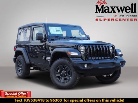 New Jeep Wrangler For Sale In Austin Tx Nyle Maxwell Chrysler