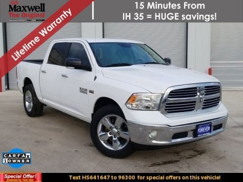 Certified Used 2017 Ram 1500 Lone Star 4WD