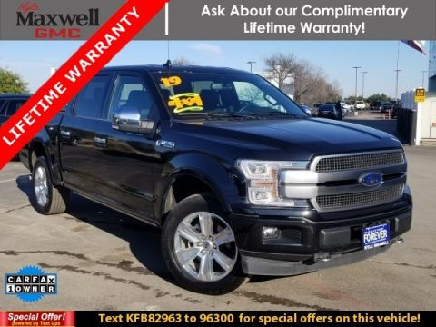 Used 2019 Ford F-150 4WD