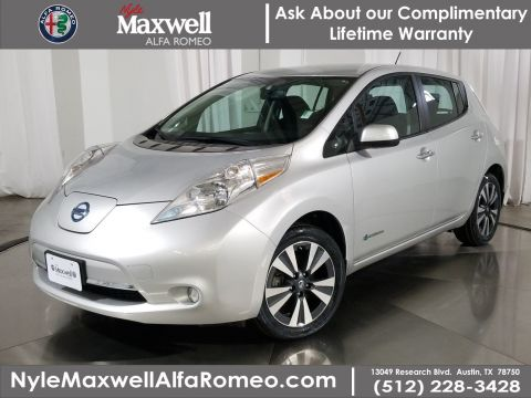 Used 2016 Nissan LEAF SV With Navigation