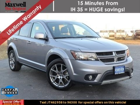 Certified Used 2018 Dodge Journey GT FWD Sport Utility
