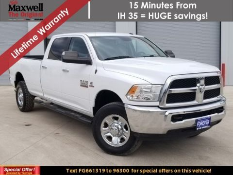 Certified Used 2015 Ram 3500 SLT 4WD