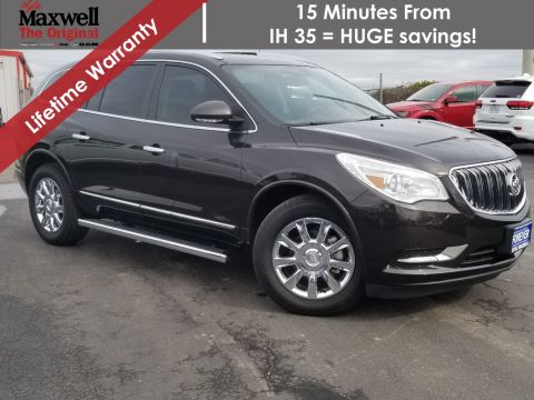 Dealer Certified Used 2013 Buick Enclave Premium