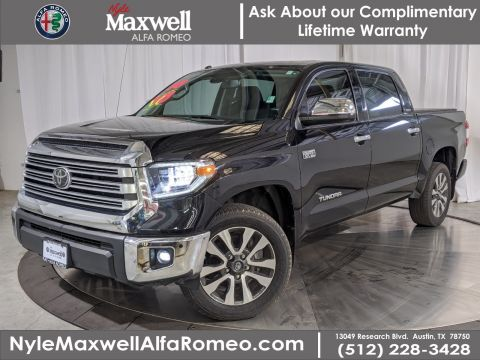 2018 Toyota Tundra 2WD Limited