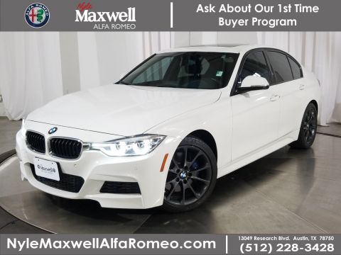Used 2016 BMW 3 Series 328i With Navigation